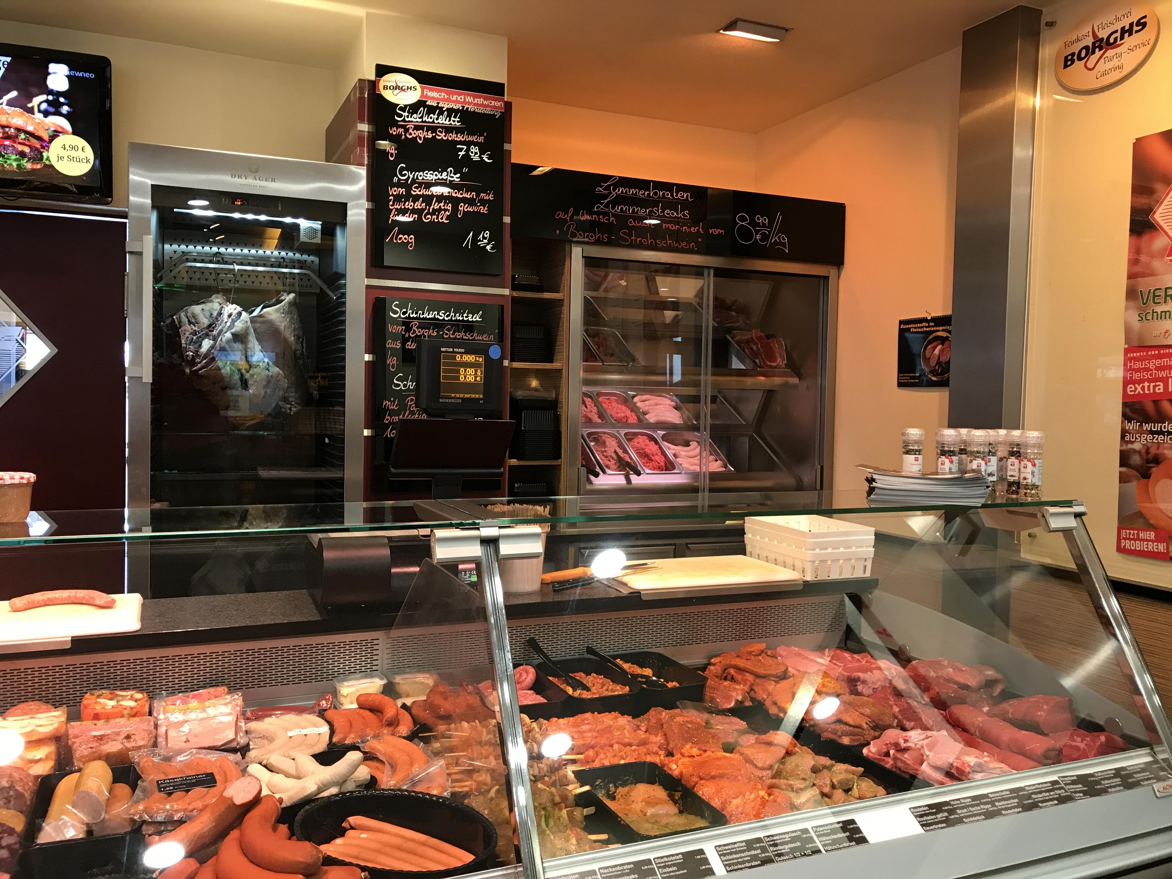 Fleischeinkauf ist Vertrauenssache